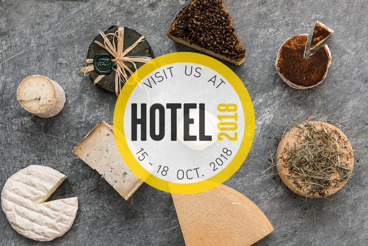 """Gastrofresh auf der """"Hotel 2018"""""""