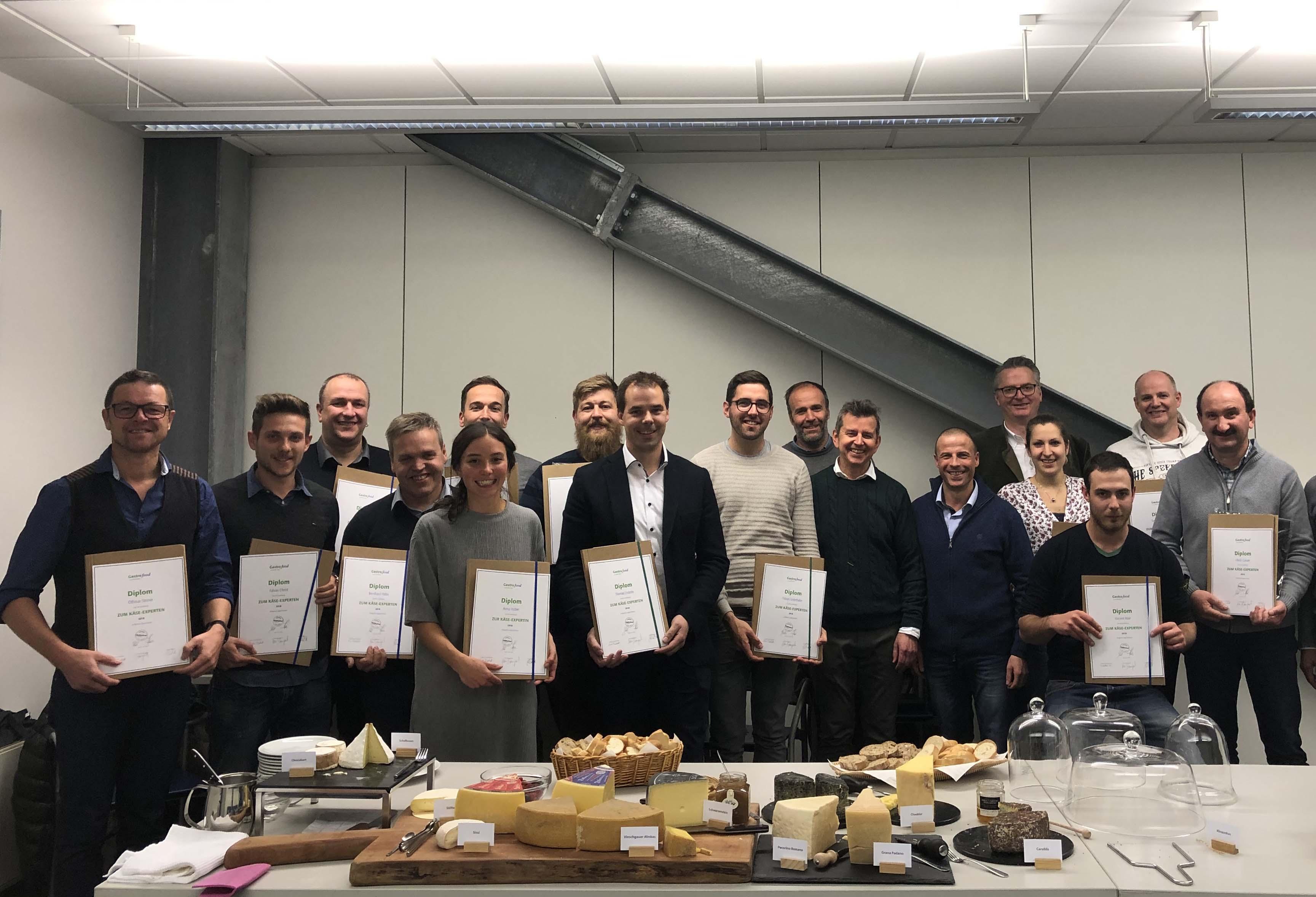 Gastro Food Academy gegründet
